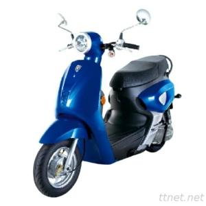 More Efficiency and High Performancw Electric Scooter(blue) TAIWAN