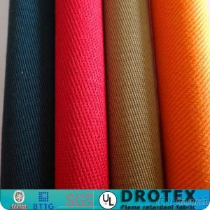 Flame Retardant And Anti-Static Fabric For Clothing