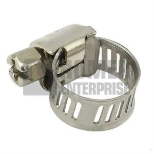 STAINLESS STEEL HOSE CLAMP 7-13SS