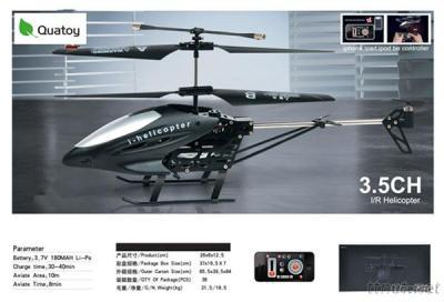 IPhone Controlled 3.5 Channel R/C Helicopter With Gyro