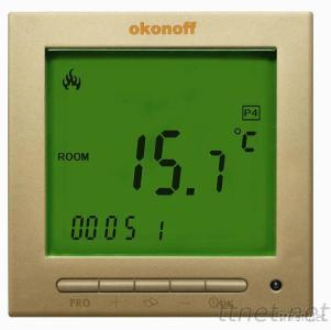 HVAC Temperature Control Room Digital Thermostat (S600)
