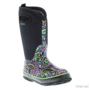 Neoprene Kids Rubber Boots