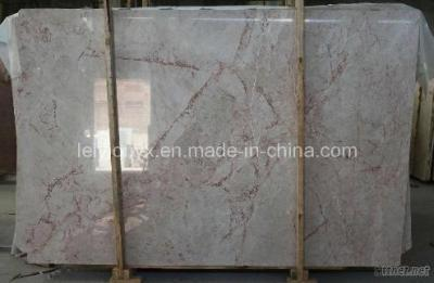 Rose Beige Marble Slabs