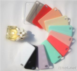 Water Transfer Colorful Case For Iphone 5