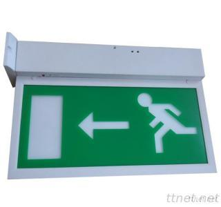 Luminous Fire Exit Safety Signs