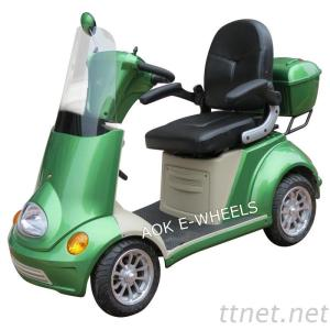 Disabled Four Wheel Electric Mobility Scooter for Elder People (ES-029)