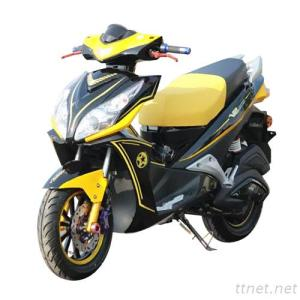 1500W Brushless Adult Motor Electric Motorcycle With Wild Shape