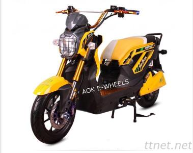 1200W Brushless CE Motor, Electric Dirt Motorbike With Pedal