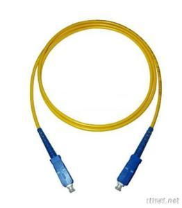 Patch Cord (SC-SC-3M-SX-PC) For Fiber Optic Patch Cord With Low Insertion