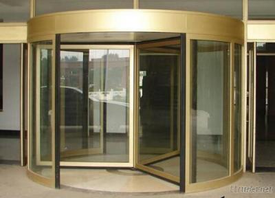 Revolving Automatic Door