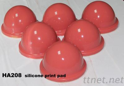 Producing Pad Printing Silicone Rubber