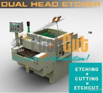 Metal Etching And Cutting Machine 370mm