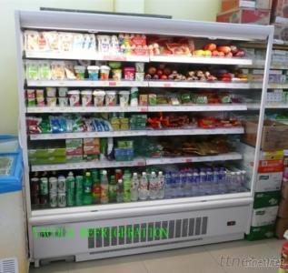 Commercial Refrigerator, Refrigerated Showcase