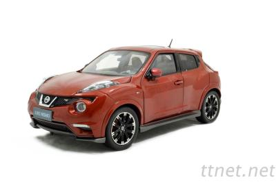 1/18 Nissan Juke Nismo RS Diecast Model Car Gifts Luxury Collection