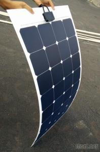 100W Sunpower Semi-Flexible Solar Panel
