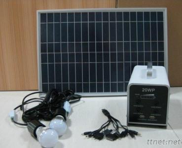 30W Solar Lighting Kits