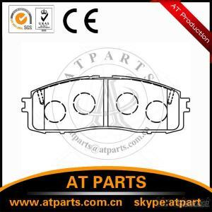 OE 1 075 558 For Disk Brake Pads