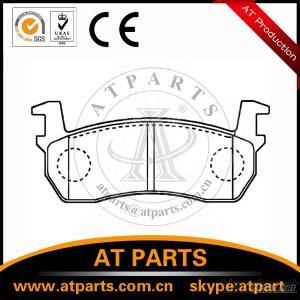 OE 3 344 061 For Disk Brake Pads