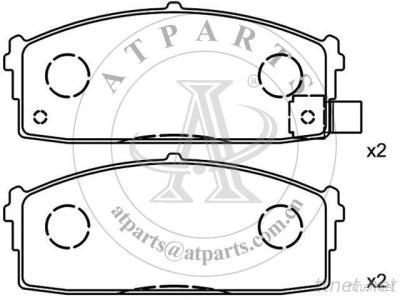 OE 951 351 930 05 For Disk Brake Pads