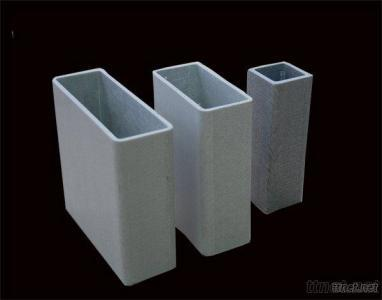 Fiberglass (FRP) Square Tube With High Quality