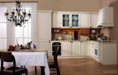 PVC Cabinets For Kitchen