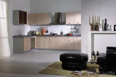 Lovely Melamine Kitchen
