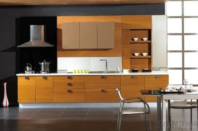 Kitchen Cabinets, Modern Style And Nicely Designed