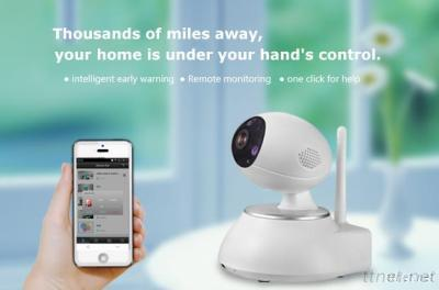 Mobile Phone Controled WiFi IP/Network Camera High Resolution720P HD901