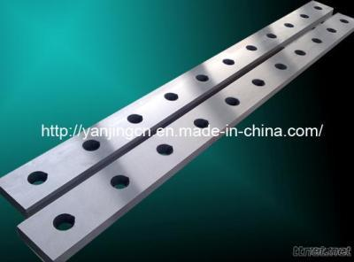 Shearing Machine Blades For Steel Sheet Cutting Processing Line