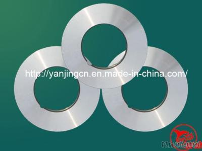Circular Shear Blade For Cutting Coil Steel Sheet