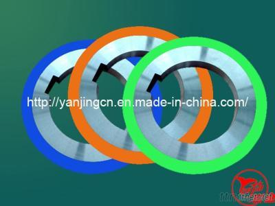 Bonded Rubber Spacer Product For Slitting Works
