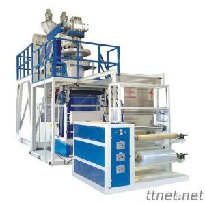 PP Film 2 Layer Co-Blowing Machine