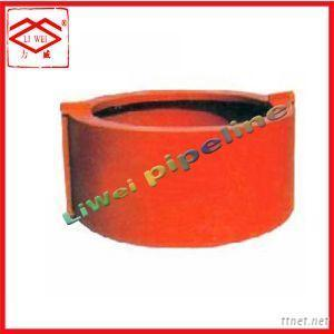 Rubber Flexible Joint Buried Protective Device