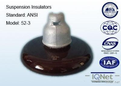 Ball And Socket Type Suspension Insulator