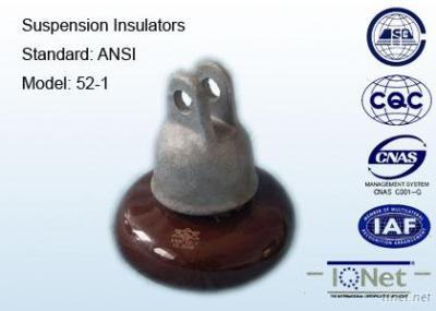 Clevis Type Suspension Porcelain Insulator