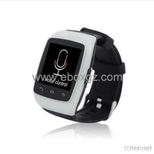 Smart Bluetooth Watchsync Sms Sync Facebook, Twiter, Email And Calendar