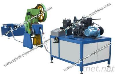 Full Auto Spiral Center Tube Forming Machine