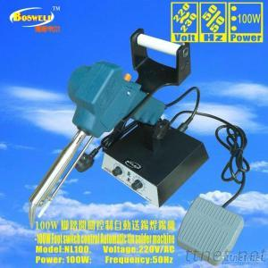100W Electronic Soldering Machine, Welds Robot