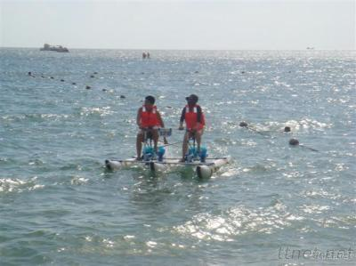 Double Seat Water Bicycle