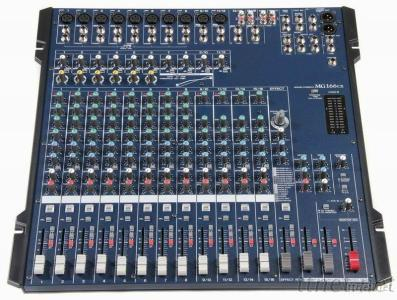 Mixer MG166CX 16-channel Live Mixer with Digital Effect