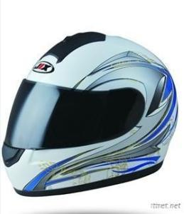 Jx-A5008 Full Face With Single Visor