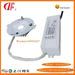 LED Self Testing Emergency Downight, Mini Maintained Emergency Light