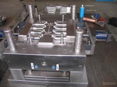 pvc pipe fitting mould