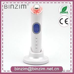 LCD 3MHZ Whitening Of The Skin Facial Massage