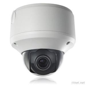 5 Megapixel ICR Auto Dynamoelectric Lens Vandalproof Network Outdoor Dome Camera