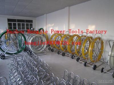 Pipe Eel, Fish Tape, Cable Handling Equipment