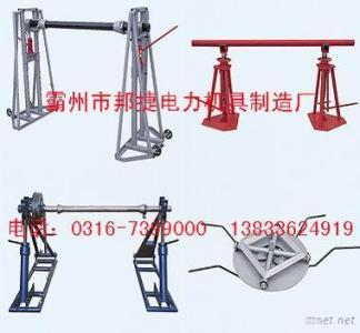 Cable Drum Jack, Hydraulic Cable Jacks, Cable Drum Lifting