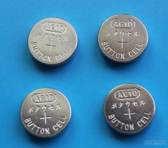 1.5V AG10 LR1130 Alkaline Button Cell