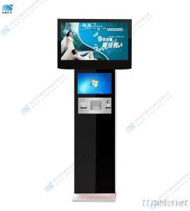 Multi-Screen Lcd Touch Terminal Ad Player (22'' ~ 84'')
