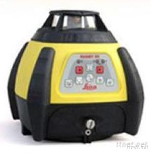 Leica Geosystems Rugby 55 GC Package with Rod-Eye Plus